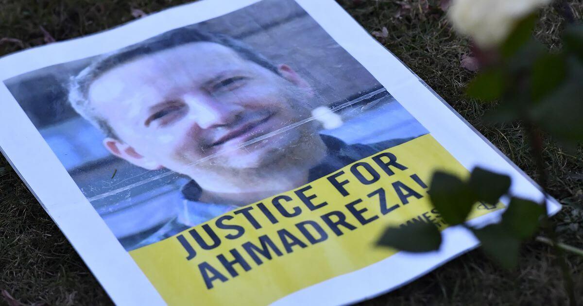 4 manieren om de doodstraf van AHMADREZA DJALALI te stoppen