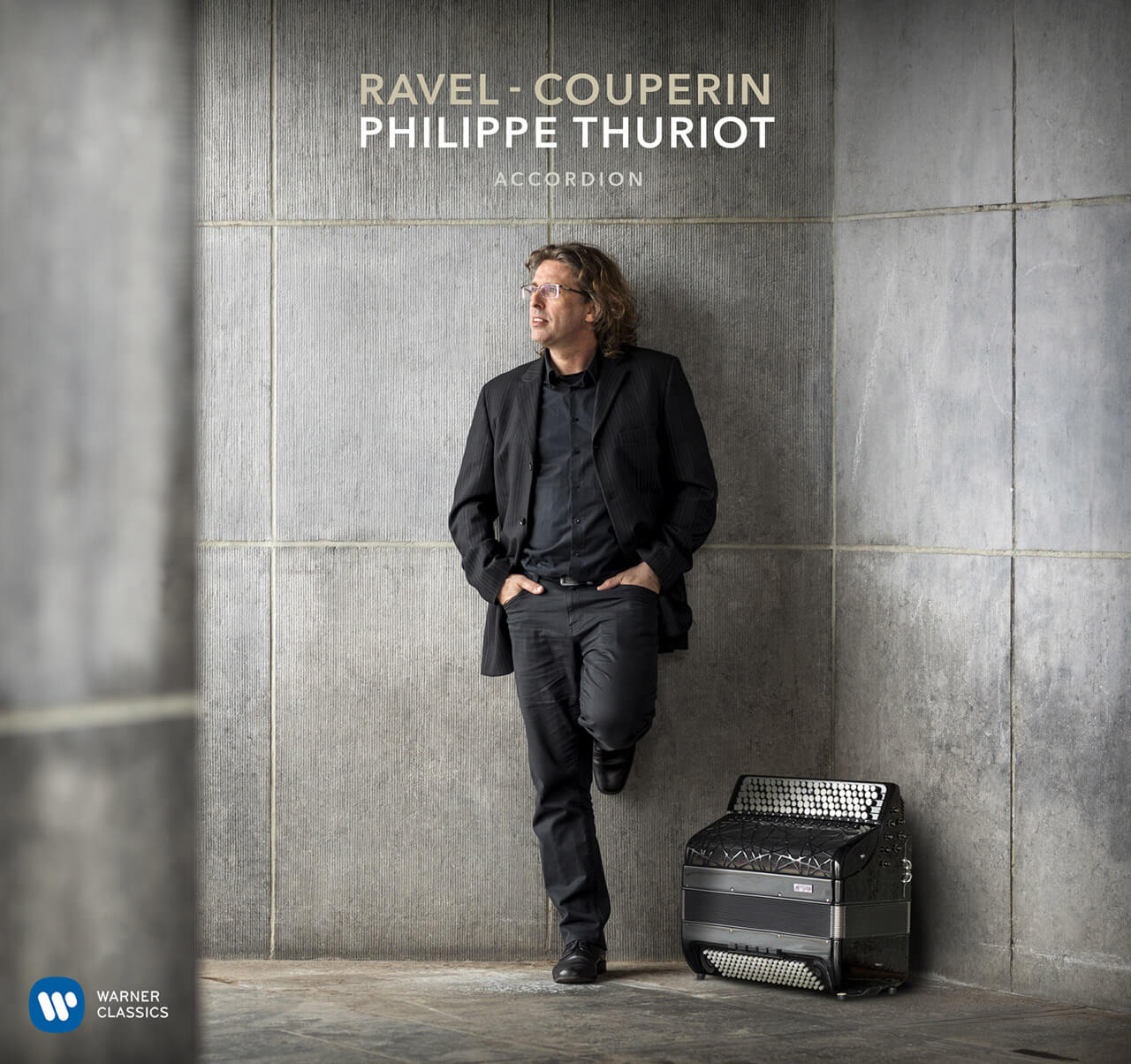 Beeldenstorm brengt cd uit van Philippe Thuriot