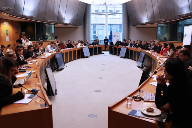 Freedom of Thought Report voorgesteld in Europees Parlement