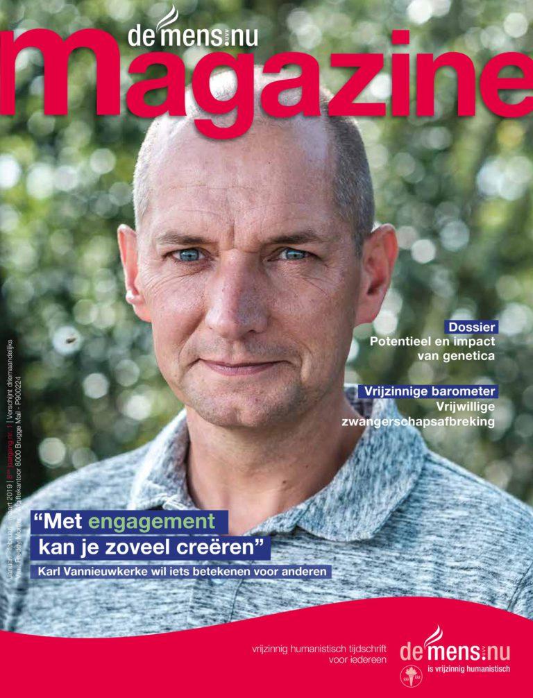 Nieuw deMens.nu Magazine – Dossier: Potentieel en impact van genetica