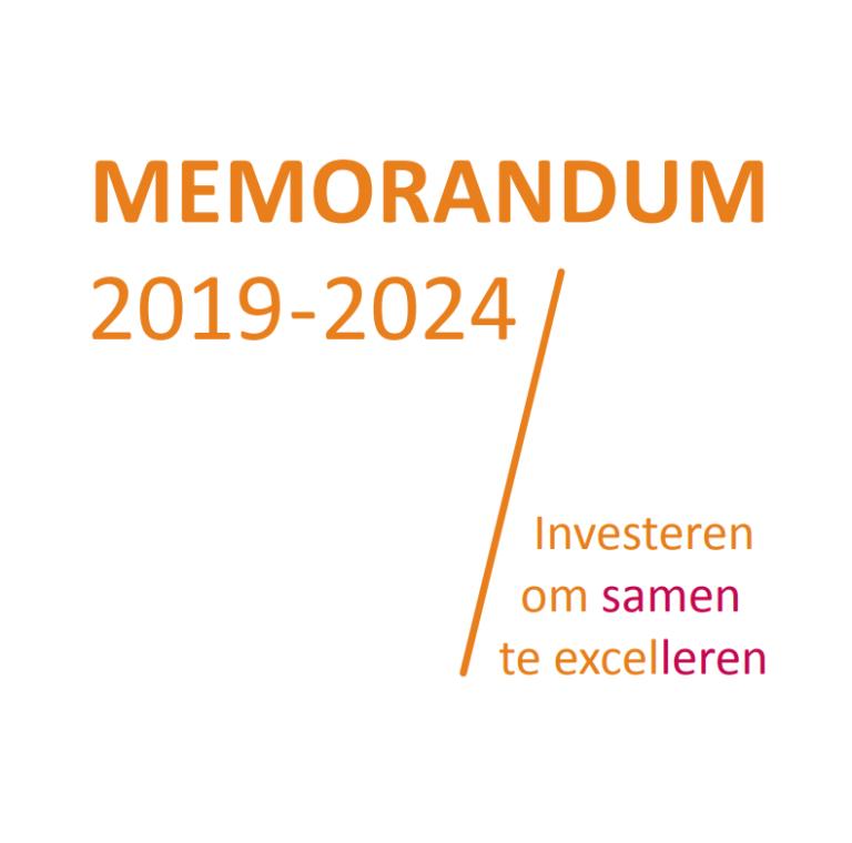 GO! memorandum 2019-2024