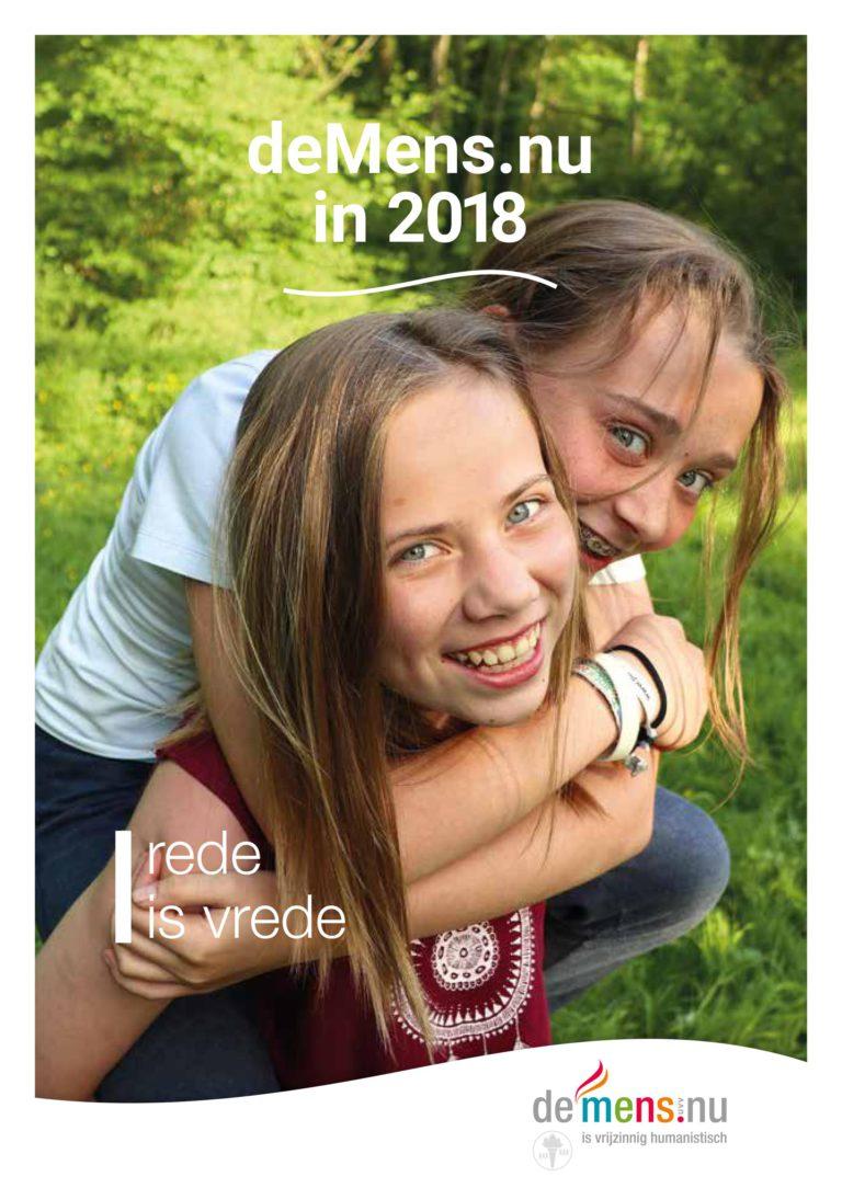 Nieuw: deMens.nu in 2018