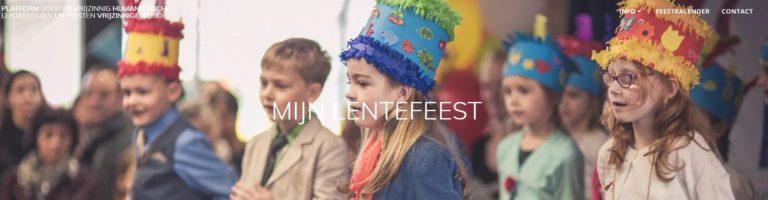 Lentefeest en feest vrijzinnige jeugd