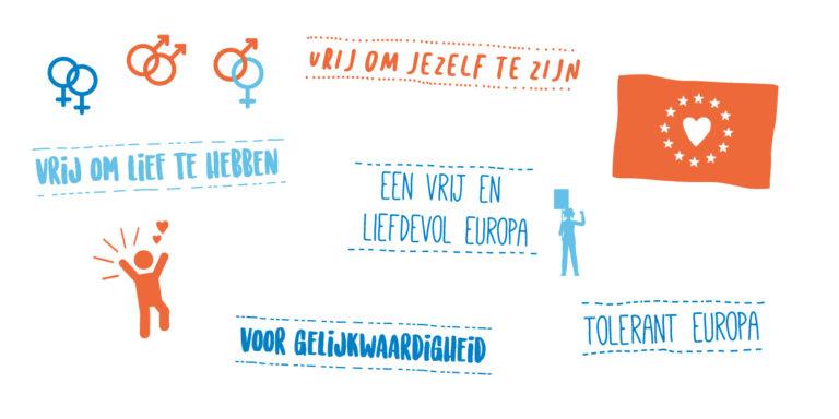 Manifest: Ik kies voor een vrij en liefdevol Europa