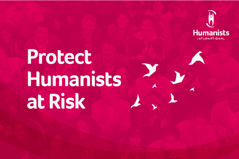 Protect Humanists at Risk