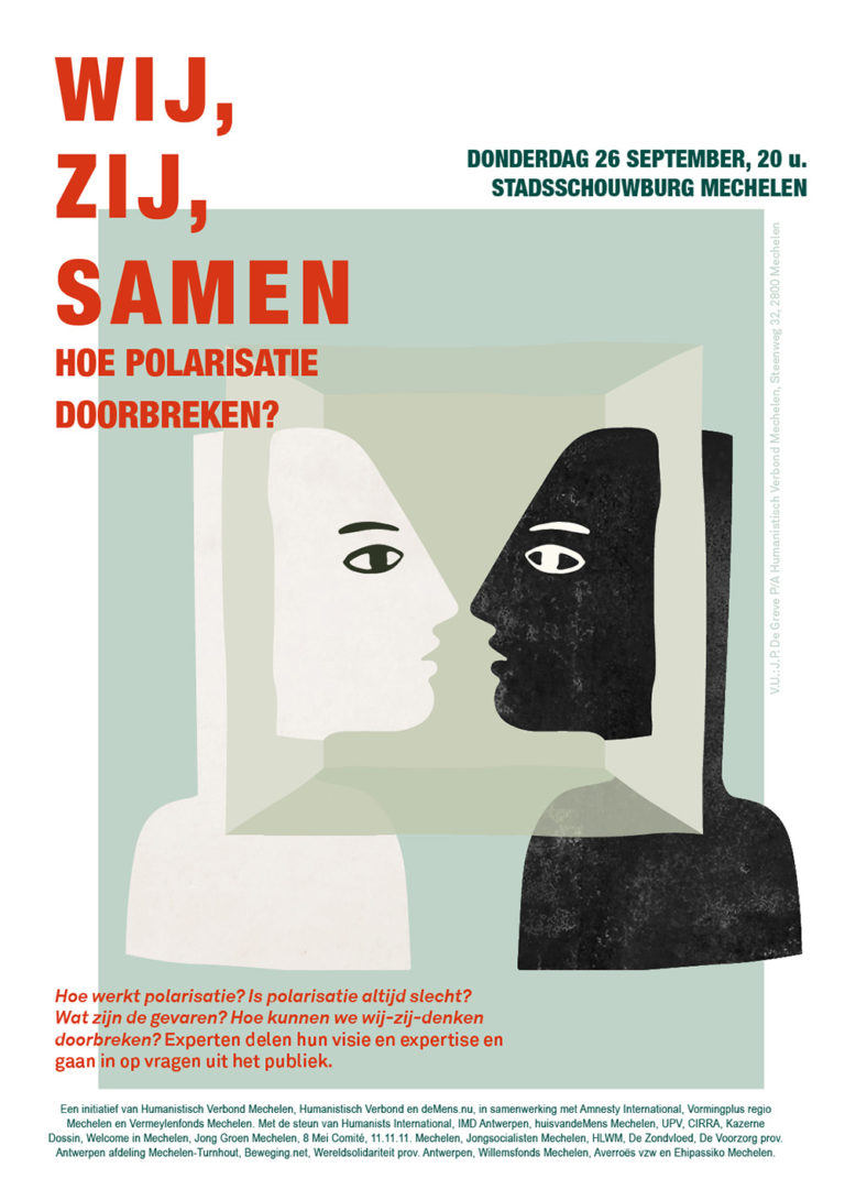 Save the date: 26 september in Mechelen
