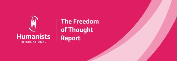 Aanmelden voor: The Freedom of Thought Report 2019