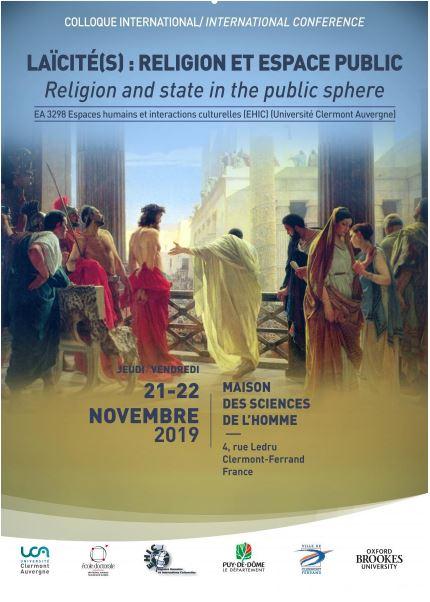 Internationale Conferentie kerk en staat