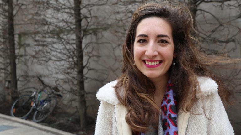 Interview met Chloë Nuñez Garcia