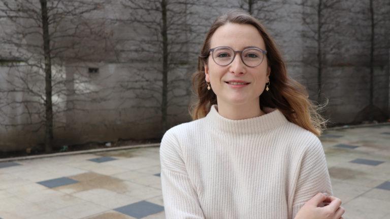 Interview met Sarina Verheggen