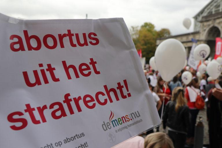 3 april: Abortuswet in België bestaat 30 jaar