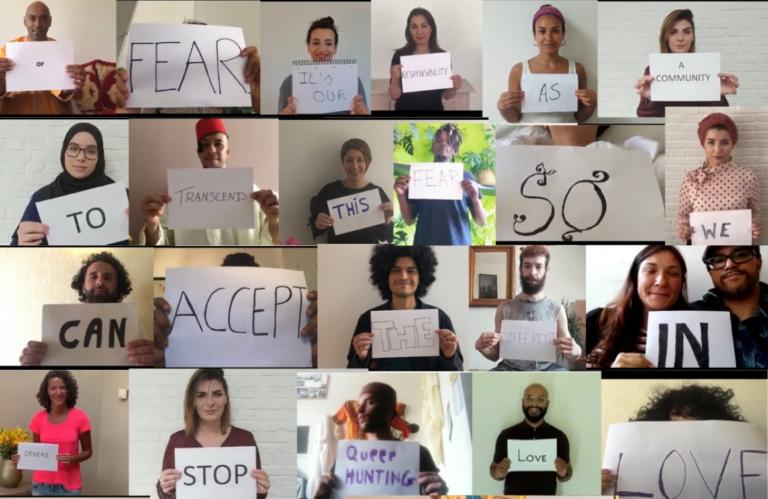 Reactie op digitale heksenjacht Marokkaanse LGBTI+