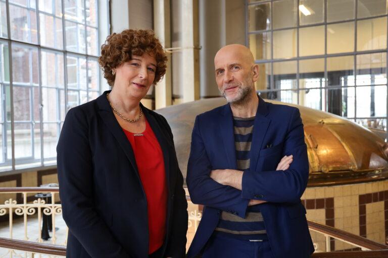 'De inzichten' met Petra De Sutter