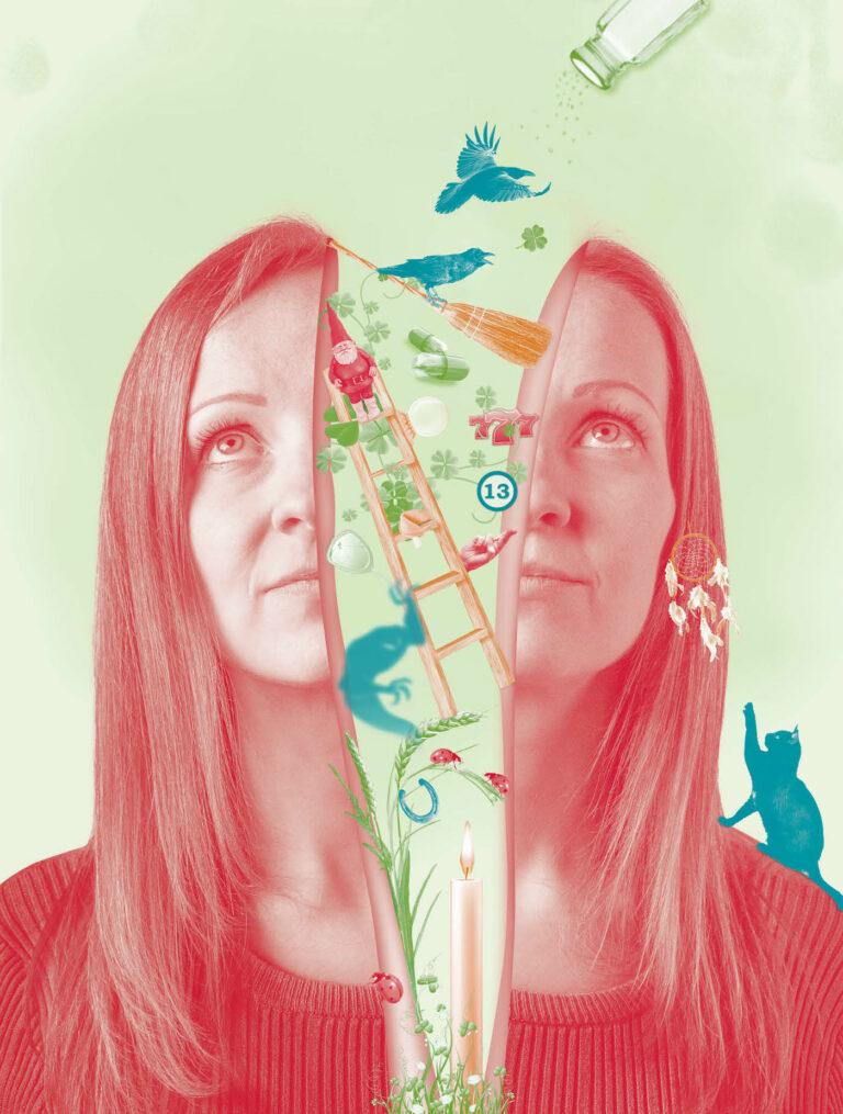 De valkuilen van het denken: over bijgeloof, illusies en complotten