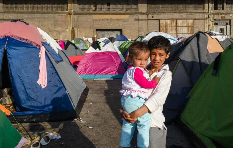 Opinie: Humanitaire Crisis Covid19 bij Vluchtelingen