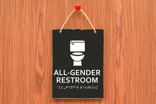 """""""Genderinclusieve toiletten goed voor iedereen"""""""