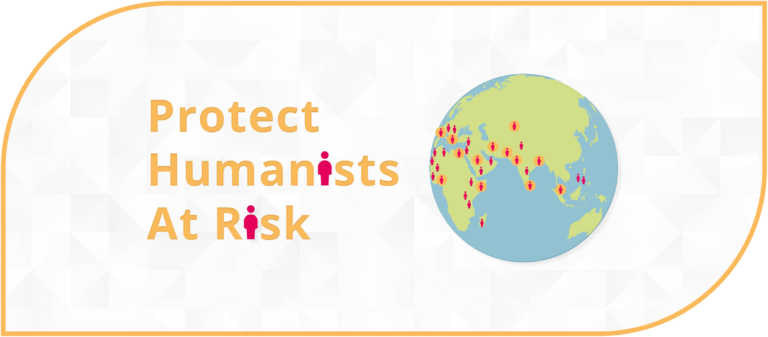 Protect Humanists at Risk 2020