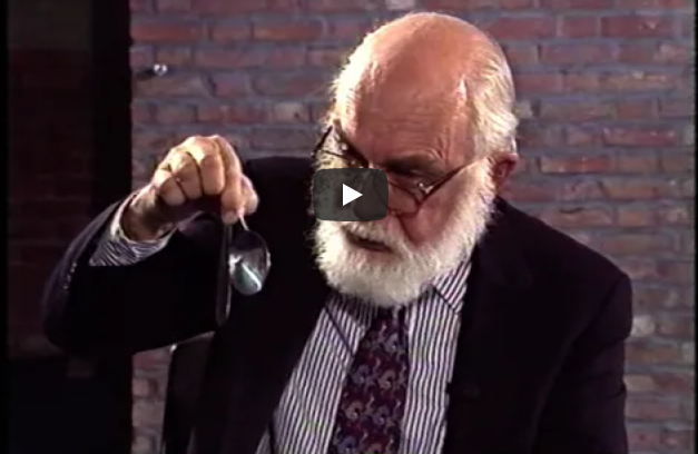 Uit het archief: James Randi
