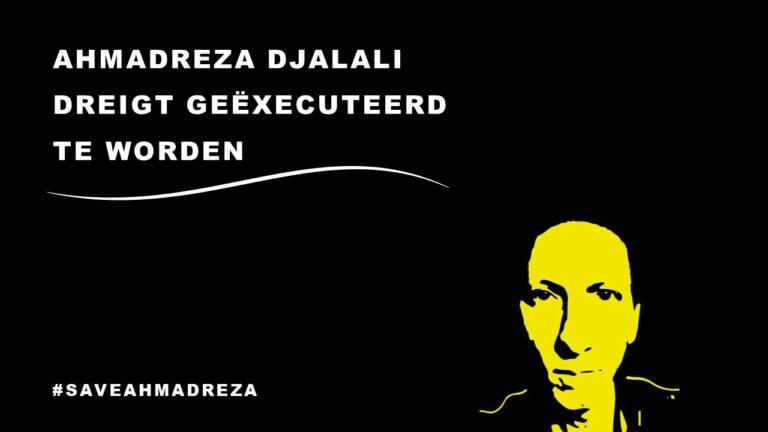VUB-gastdocent Djalali dreigt geëxecuteerd te worden