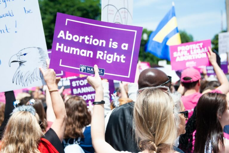 Het abortusdebat in de VS