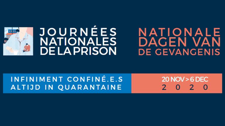 Open brief: Nationale Dagen van de Gevangenis