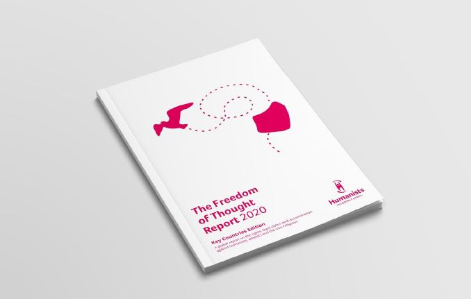 Persbericht: Freedom of Thought Report
