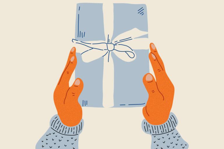 Schenk een student een hoopvol nieuw jaar