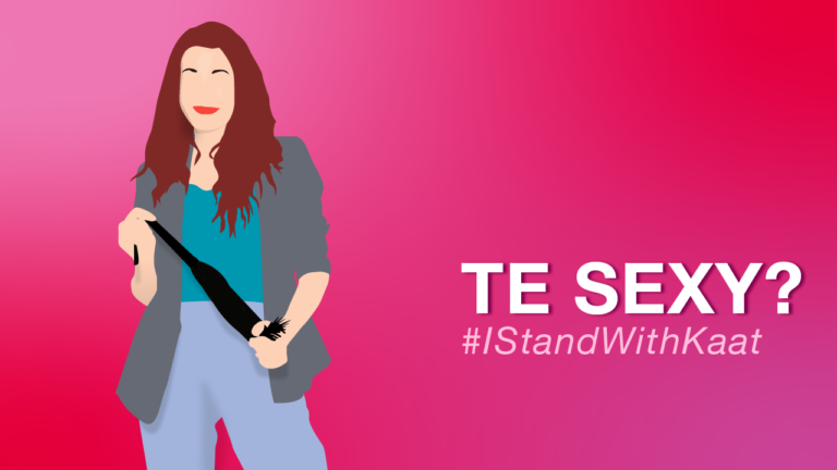 Opinie: Te sexy? #IStandWithkaat