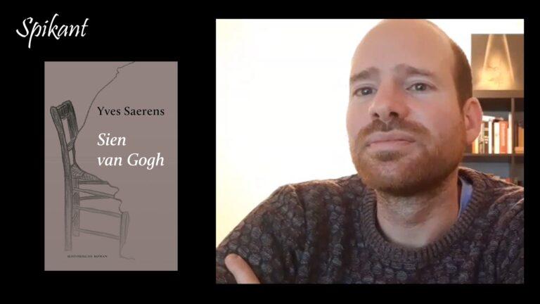 Spikant – Interview met leerkracht Yves Saerens