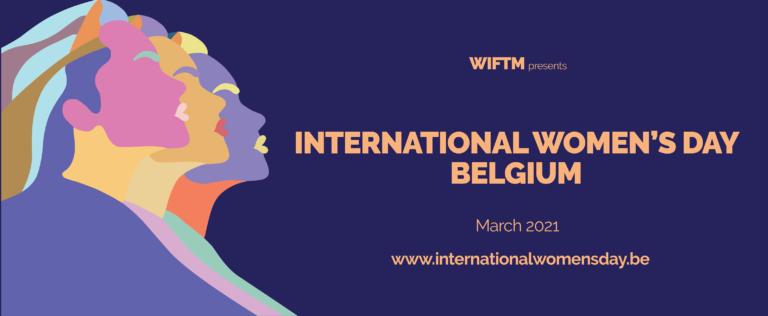 Digitale conferentie naar aanleiding van internationale vrouwendag