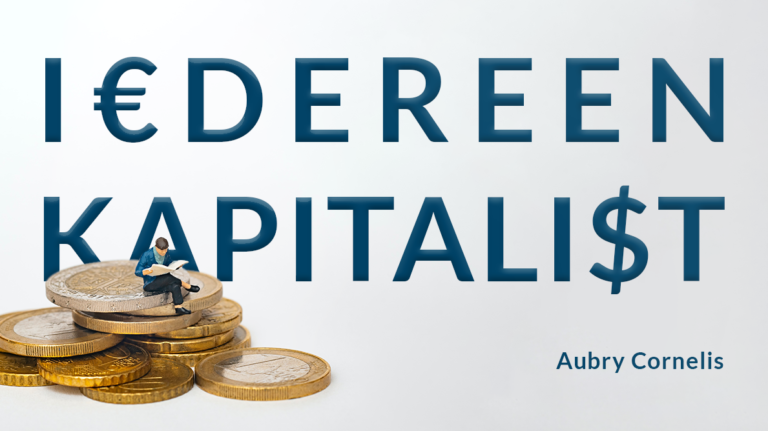 Opinie: Iedereen kapitalist!