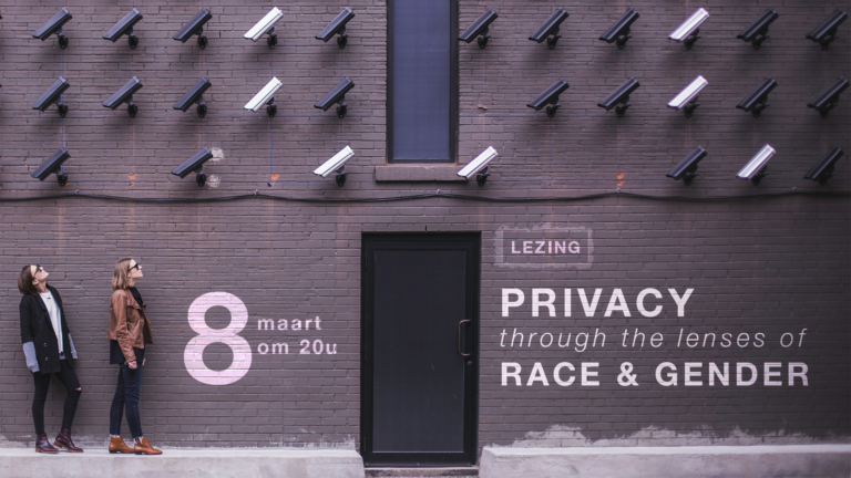Privacy through the lenses of race and gender