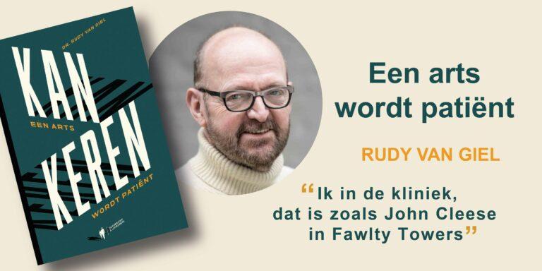 Boekvoorstelling Rudy Van Giel: Kankeren