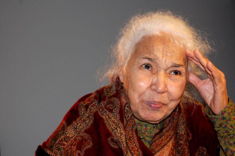 Egyptische schrijfster en feministisch boegbeeld Nawal el Sadaawi overleden