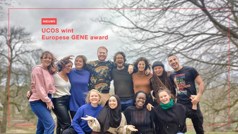 UCOS wint Europese GENE award