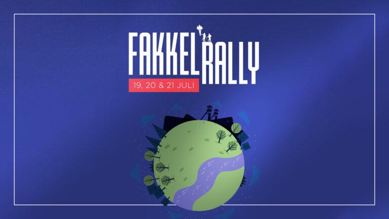 19-21 juli: Fakkelrally