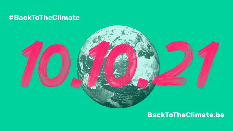 #BackToTheClimate