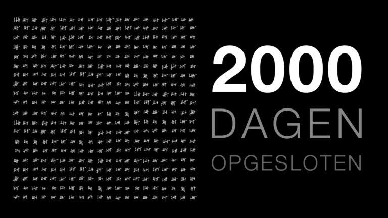 Ahmadreza Djalali zit 2000 dagen opgesloten