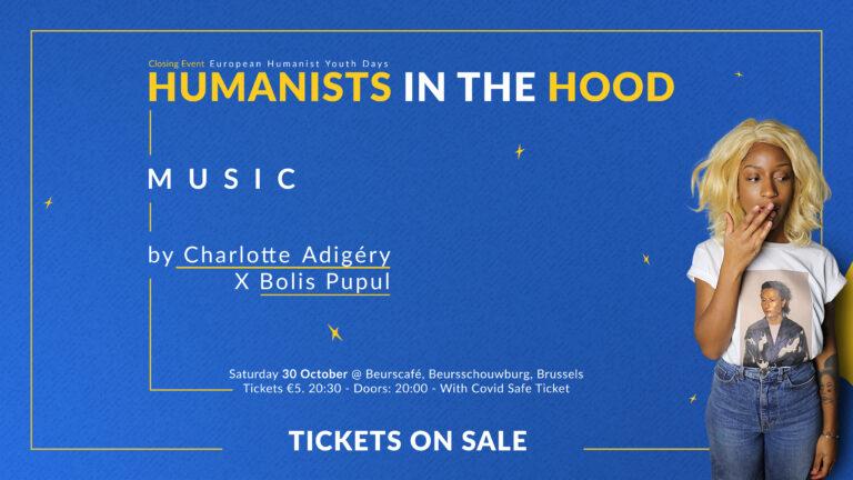 Privé: European Humanist Youth Days @Beursschouwburg Brussel